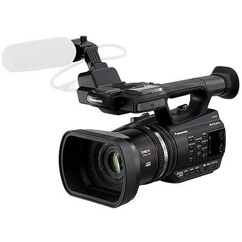 Panasonic AG-AC90APJ Camcorder Kit with Porta Brace Carrying