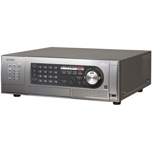 Panasonic WJ-HD716 16-Channel H.264 Real-Time WJ-HD716-3000T3