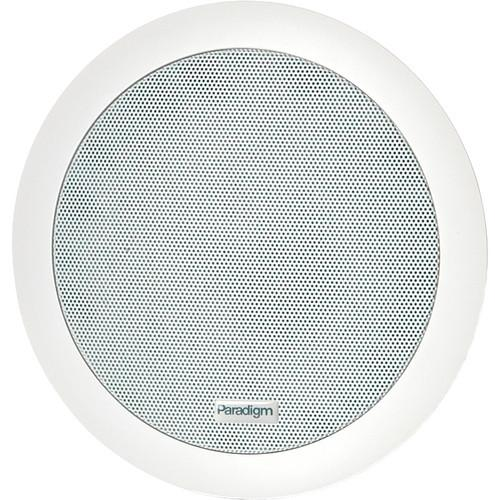 Paradigm PV-50R In-Ceiling Speakers (Pair, White) 1096051009