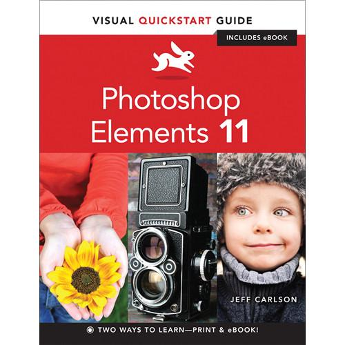 Peachpit Press Book: Photoshop Elements 11: Visual 9780312885159