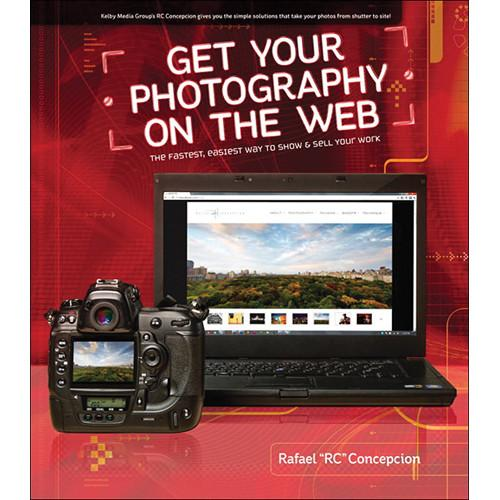 Pearson Education Book: Get Your Photography 9780321753939