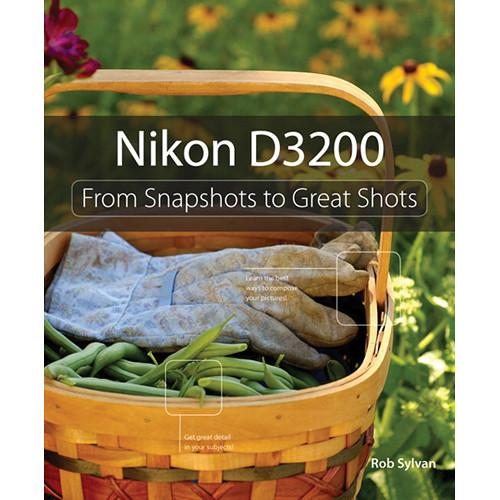 Pearson Education Book: Nikon D3200: From 9780321864437
