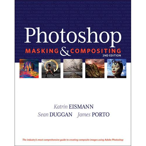 Pearson Education Book: Photoshop Masking & 9780321701008