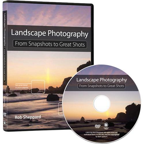 Pearson Education Training DVD: Landscape 9780321843166