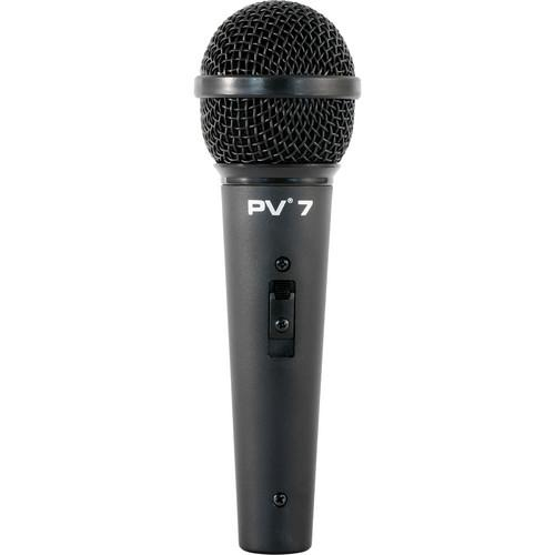 Peavey PV 7 Microphone with 1/4