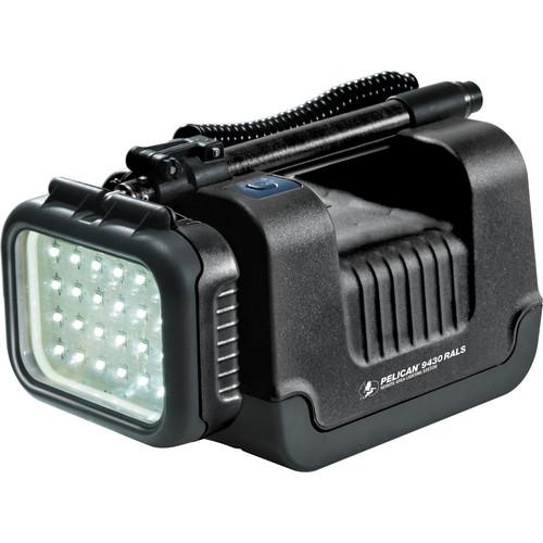 Pelican 9430 Remote Area Lighting System (Black) 094300-0001-110