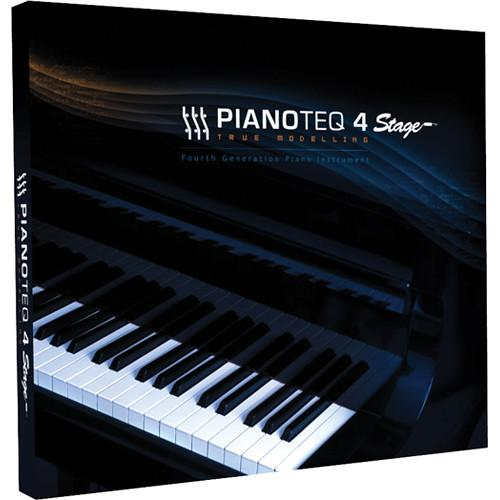 Pianoteq Pianoteq 4 Stage Upgrade to 4 Standard 12-41300