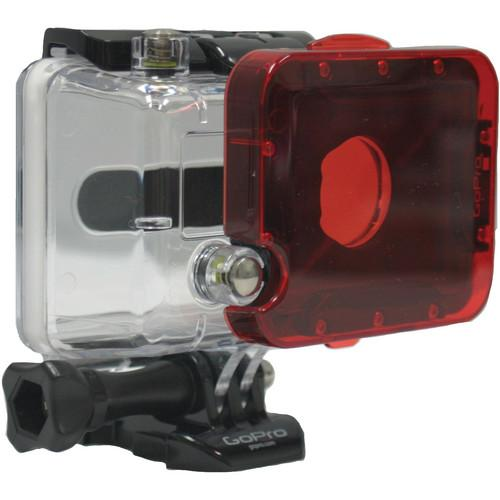 Polar Pro Red Underwater Snap-On Filter for GoPro HERO2 C1009