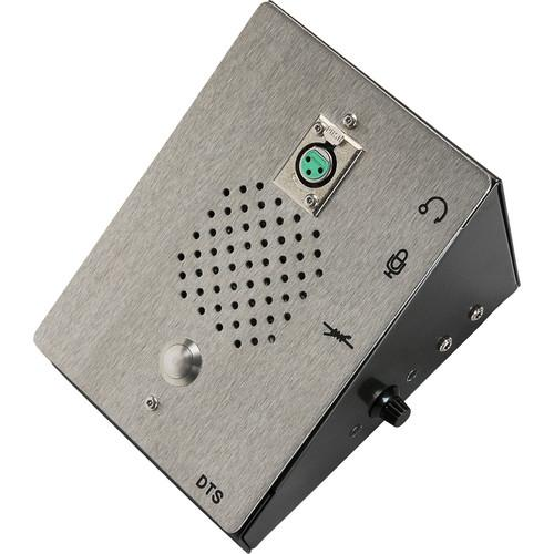Quam-Nichols  DTS3 Desktop Intercom Station DTS3