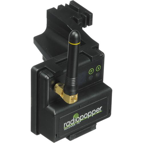RadioPopper PX-RN Receiver with Nikon Mounting Bracket PX-RN