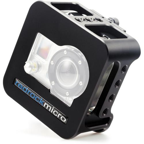 Redrock Micro Cobalt Cage for GoPro Action Cameras 3-127-0001