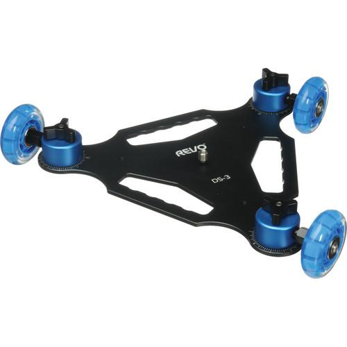 Revo Tri Skate Tabletop Dolly with Scale Marks DS-3