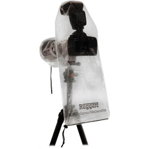 Ruggard RC-P18F Rain Cover for DSLR with Lens up to RC-P18F
