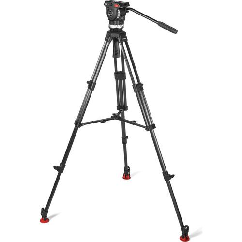 Sachtler 1011 System Ace L MS CF Tripod Head and Legs 1011