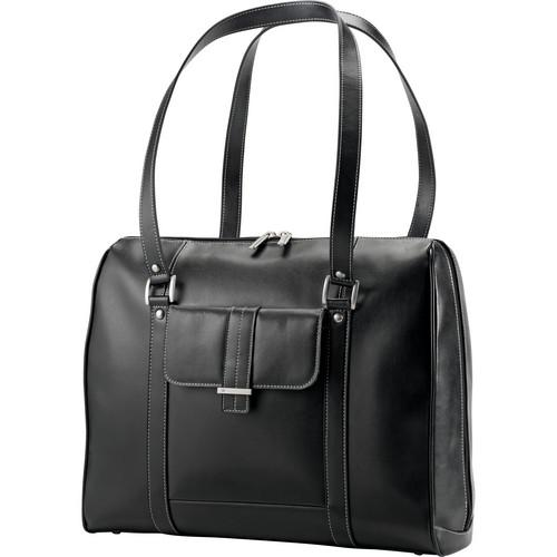 Samsonite Leather Business Satchel (17