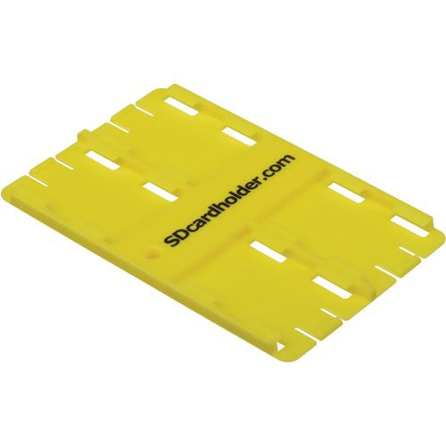 SD Card Holder Standard SD Memory Card 4 Slot Holder 0723101Y