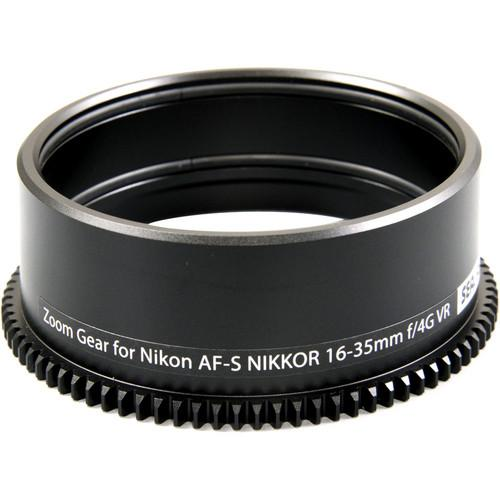 Sea & Sea Lens Zoom Gear for Nikon AF-S 16-35mm f/4G ED SS-31157