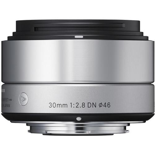 Sigma 30mm f/2.8 DN Lens for Micro Four Thirds Cameras 33S963