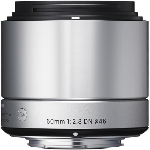 Sigma 60mm f/2.8 DN Lens for Micro Four Thirds Mount 35S963