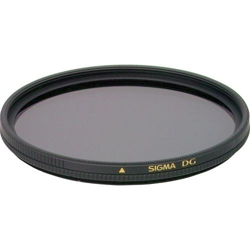 Sigma 82mm DG Multi-Layer Coated Wide Circular Polarizer AFH 950