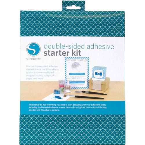 silhouette Double-Sided Adhesive Starter Kit KIT-ADHESIVE