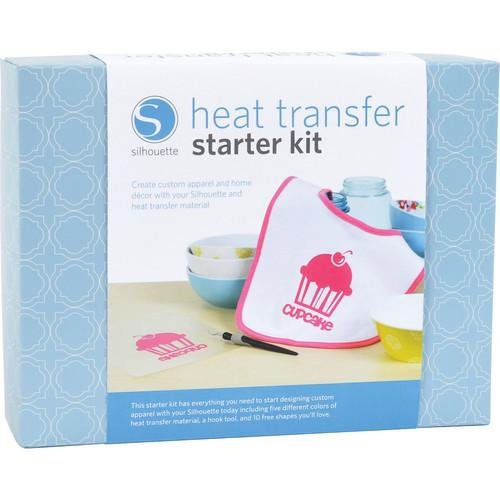 silhouette Heat Transfer Starter Kit KIT-HEAT-TRANS