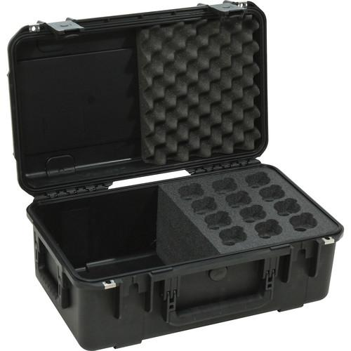 SKB 3I-2011-MC12 iSeries Case for 12-Mics & 3I-2011-MC12