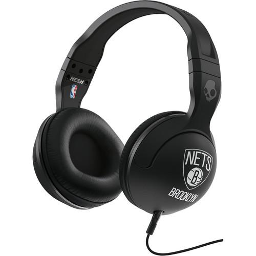 Skullcandy Hesh 2.0 NBA Brooklyn Nets Headphones S6HSFY-307