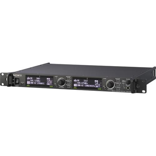Sony DWRR02D/30 Dual Channel Rackmountable Digital DWRR02D/30
