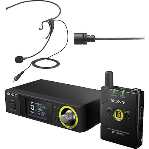 Sony DWZ Series Digital Wireless Headset & DWZ-B70HL