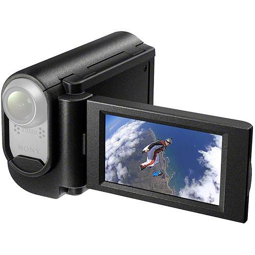 Sony  Grip-Style LCD Unit for Action Cam AKALU1