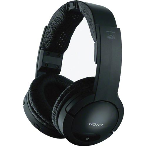 Sony MDR-RF985RK Wireless Radio Frequency Headphone MDRRF985RK