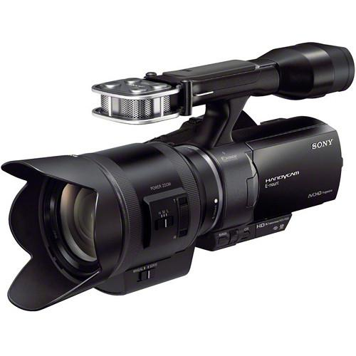 Sony NEX-VG30EH PAL Camcorder with 18-200mm Power NEX-VG30EH
