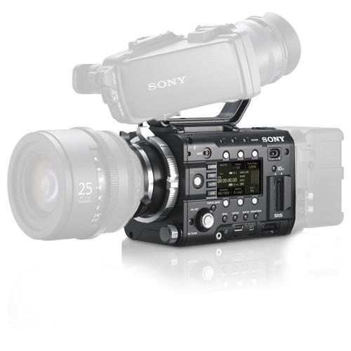 Sony PMW-F55 CineAlta 4K Digital Cinema Camera PMW-F55