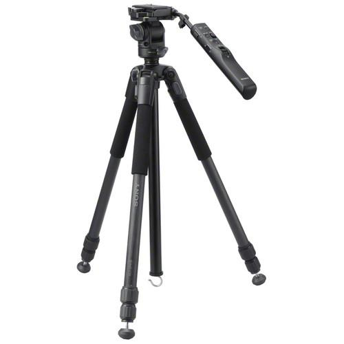 Sony VCT-VPR10 Remote Control Carbon Fiber Tripod VCTVPR10