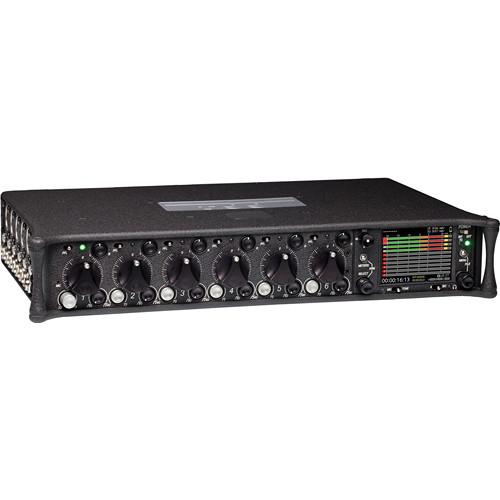 Sound Devices 664 Six-Channel Portable Production Mixer and