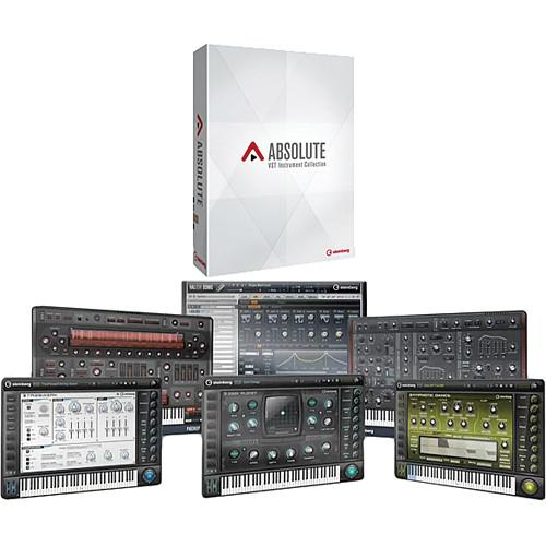 Steinberg Absolute VST Instrument Collection 502014941