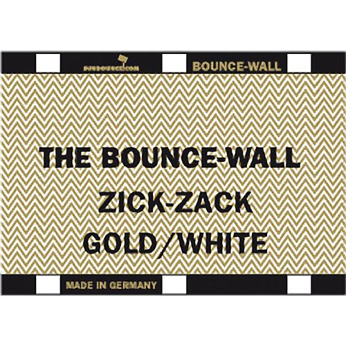 Sunbounce BOUNCE-WALL (Zig-Zag Gold/White) C-000-B421