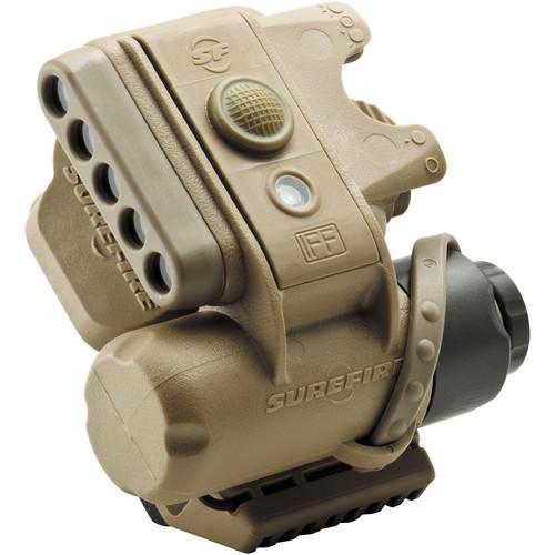 SureFire HLM-01-TN Ratchet Mount for Helmet Light HLM-01-TN