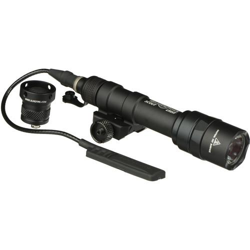 SureFire M600U Ultra Scout Light LED Weaponlight M600U-A-BK