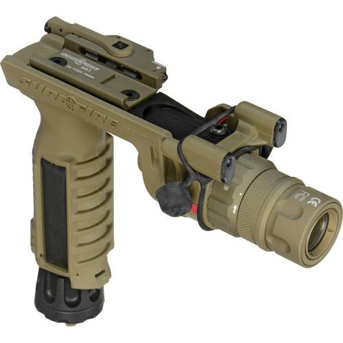 SureFire M900V Vertical Foregrip White/IR-Red LED M900V-TN-RD