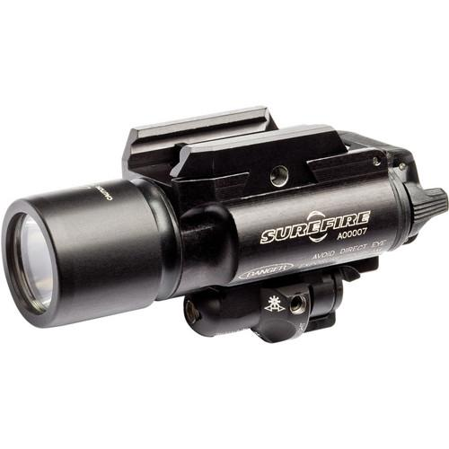 SureFire X400-A-RD Ultra LED Flashlight and Red Laser X400U-A-RD