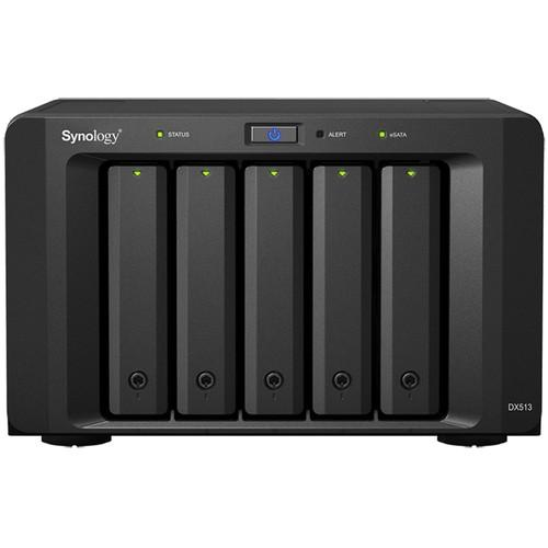 Synology DiskStation DX513 5-Bay Expansion Unit DX513
