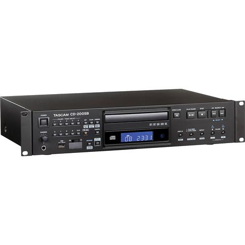 Tascam  CD-200SB Solid-State / CD Player CD-200SB