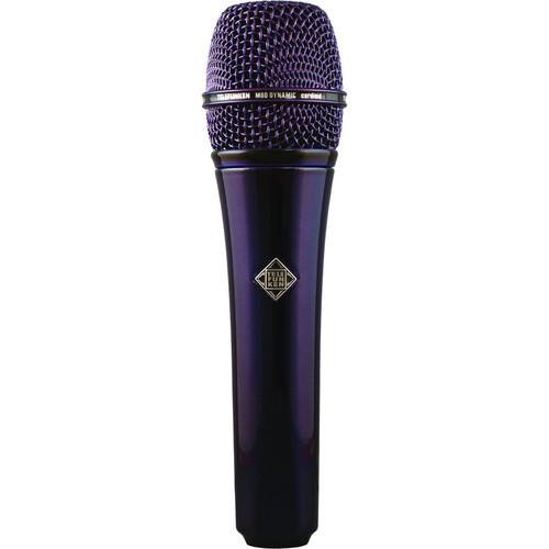 Telefunken M80 Custom Dynamic Handheld Microphone M80 PURPLE
