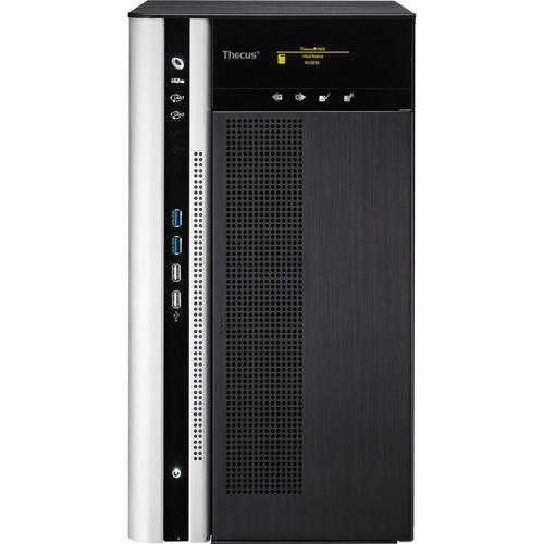 Thecus 30TB (10 x 3TB) TopTower N10850 NAS Server & Hard