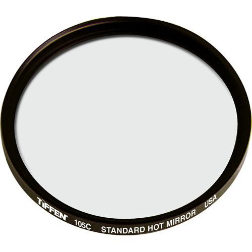 Tiffen 107mm (Coarse Thread) Standard Hot Mirror Filter 107CSHM