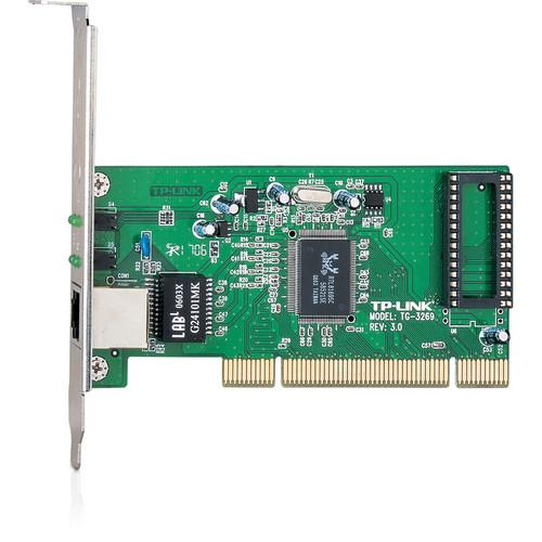 TP-Link TG-3269 Gigabit PCI Network Adapter TG-3269