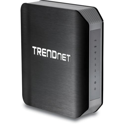 TRENDnet TEW-812DRU AC1750 Dual Band Wireless Router TEW-812DRU