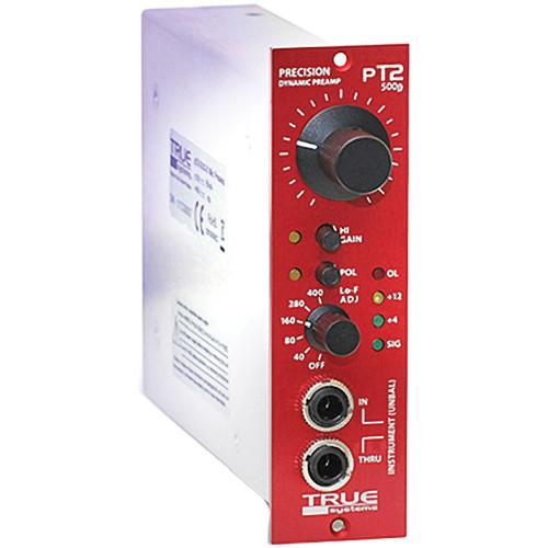 True Systems pT2-500D Precision Dynamic Preamp PT2-500D